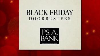 JoS. A. Bank Black Friday Doorbusters TV Spot, 'Traveler Shirts' - Thumbnail 1