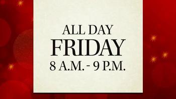 JoS. A. Bank Black Friday Doorbusters TV Spot, 'Traveler Shirts' - Thumbnail 9