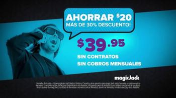 magicJackGO TV Spot, 'Mejor Oferta del Año' [Spanish] - Thumbnail 2