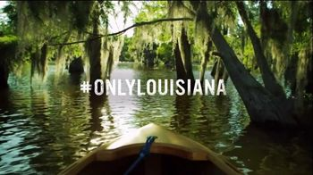 Louisiana Office of Tourism TV Spot, 'South of the South'