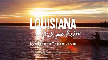 Louisiana Office of Tourism TV Spot, 'South of the South' - Thumbnail 10