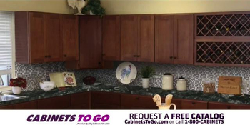 Cabinets To Go American Cherry Sale TV Spot - Thumbnail 1
