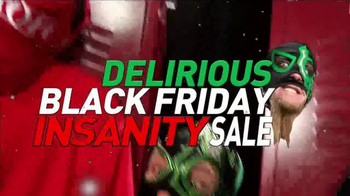 ROH Wrestling Delirious Black Friday Insanity Sale TV Spot - Thumbnail 2