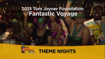 The Tom Joyner Foundation Fantastic Voyage 2015 TV Spot, 'Great Music' - Thumbnail 8