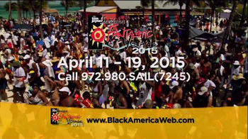 The Tom Joyner Foundation Fantastic Voyage 2015 TV Spot, 'Great Music' - Thumbnail 9