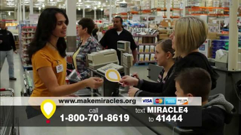 Children's Miracle Network Hospitals TV Spot, 'Join Us' Ft. John Schneider - Thumbnail 3