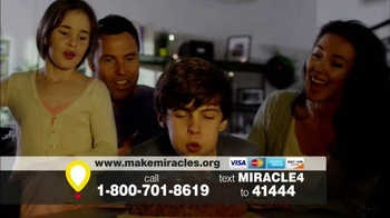 Children's Miracle Network Hospitals TV Spot, 'Join Us' Ft. John Schneider