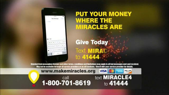 Children's Miracle Network Hospitals TV Spot, 'Join Us' Ft. John Schneider - Thumbnail 7