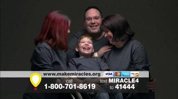 Children's Miracle Network Hospitals TV Spot, 'Join Us' Ft. John Schneider - Thumbnail 8