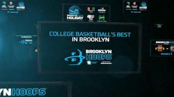 Barclays Center TV Spot, '2014 College Basketball' - Thumbnail 1