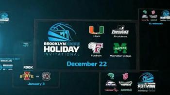 Barclays Center TV Spot, '2014 College Basketball' - Thumbnail 2