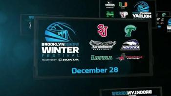Barclays Center TV Spot, '2014 College Basketball' - Thumbnail 3