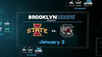 Barclays Center TV Spot, '2014 College Basketball' - Thumbnail 4