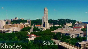 University of Pittsburgh TV Spot, 'A Place for Young Minds' - Thumbnail 3