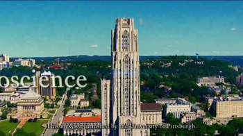 University of Pittsburgh TV Spot, 'A Place for Young Minds' - Thumbnail 7