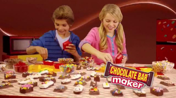 Chocolate Bar Maker TV Spot, 'Any Ingredients you Choose' - Thumbnail 3