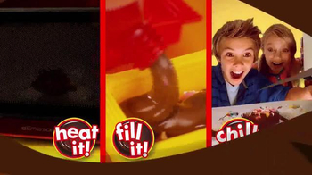 Chocolate Bar Maker TV Spot, 'Any Ingredients you Choose' - Thumbnail 9