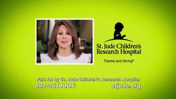St. Jude Children's Research Hospital TV Spot, 'Close' Ft. Jennifer Aniston - Thumbnail 10