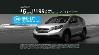 Honda Blue Friday Weekend Sale TV Spot, 'Save Thousands' - Thumbnail 6