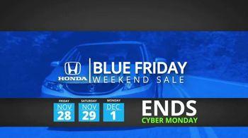 Honda Blue Friday Weekend Sale TV Spot, 'Save Thousands' - Thumbnail 8