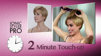 Instyler Ionic Styler Pro TV Spot, 'Blend the Two Together' - Thumbnail 4