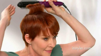 Instyler Ionic Styler Pro TV Spot, 'Blend the Two Together' - Thumbnail 7