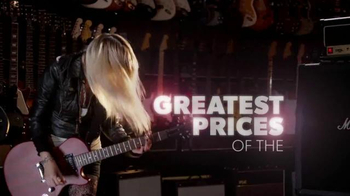 Guitar Center Black Friday Sale TV Spot, 'Rock On' - Thumbnail 2