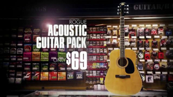 Guitar Center Black Friday Sale TV Spot, 'Rock On' - Thumbnail 4