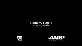 AARP Services, Inc. TV Spot, 'Caregiver Assistance: Bath' [Spanish] - Thumbnail 10