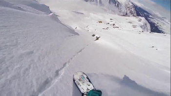 GoPro HERO4 TV Spot, 'Backcountry with Basich' Featuring Mike Basich - Thumbnail 6