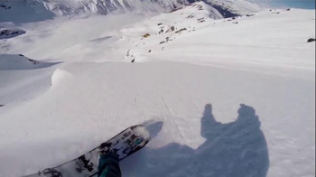 GoPro HERO4 TV Spot, 'Backcountry with Basich' Featuring Mike Basich - Thumbnail 7