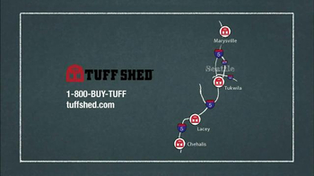 Tuff Shed TV Spot, 'Your Wish List' - Thumbnail 7