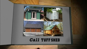 Tuff Shed TV Spot, 'Your Wish List' - Thumbnail 6