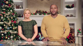 Walmart TV Spot, 'Fist Bump' Featuring Melissa Joan Hart & Anthony Anderson - Thumbnail 1