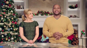 Walmart TV Spot, 'Fist Bump' Featuring Melissa Joan Hart & Anthony Anderson - Thumbnail 2