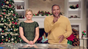 Walmart TV Spot, 'Fist Bump' Featuring Melissa Joan Hart & Anthony Anderson - 121 commercial airings