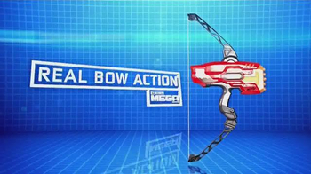 Nerf Mega Thunderbow TV Spot, 'Take Aim' - Thumbnail 4
