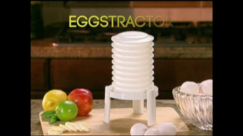 Eggstractor TV Spot, 'No More Mess' - Thumbnail 2