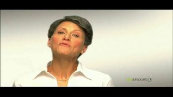 Ancestry.com TV Spot, 'My First Leaf' - Thumbnail 1