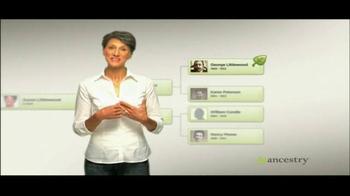 Ancestry.com TV Spot, 'My First Leaf' - Thumbnail 4