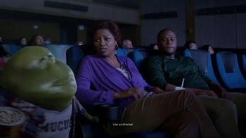 Mucinex TV Spot, 'Movie Theater'