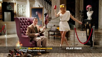 DraftKings TV Spot, 'November 2014: Combinations'