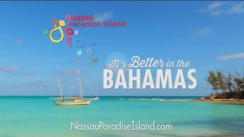 Nassau Paradise Island TV Spot, 'Exactly Where you Want to Be' - Thumbnail 10