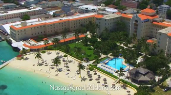 Nassau Paradise Island TV Spot, 'Exactly Where you Want to Be' - Thumbnail 3