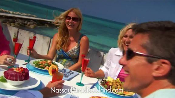 Nassau Paradise Island TV Spot, 'Exactly Where you Want to Be' - Thumbnail 5