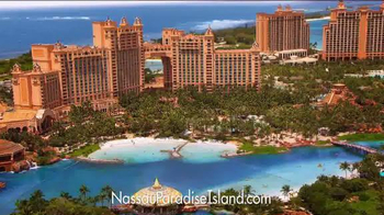 Nassau Paradise Island TV Spot, 'Exactly Where you Want to Be' - Thumbnail 6