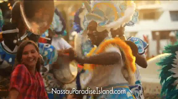 Nassau Paradise Island TV Spot, 'Exactly Where you Want to Be' - Thumbnail 9