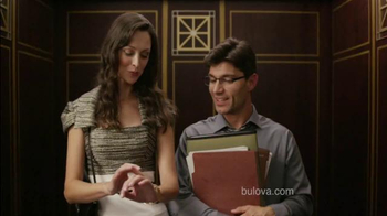 Bulova Accutron II TV Spot, 'Elevator Ride'