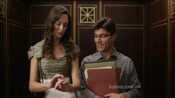Bulova Accutron II TV Spot, 'Elevator Ride'