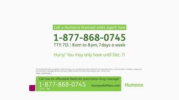 Humana TV Spot, 'Prescription Drug Coverage' - Thumbnail 10